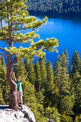 Cascades Lake, Californie