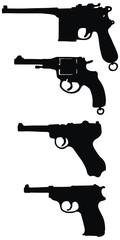 classic handguns