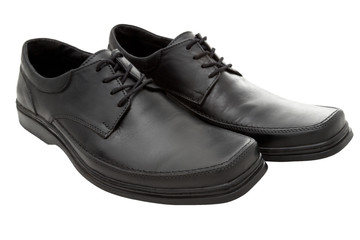 men's shoes black