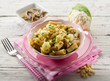 pasta with cauliflower anchovy and pine nuts