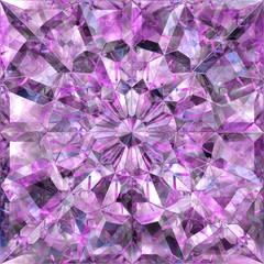 Seamless crystal texture