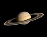Fototapety Planet Saturn