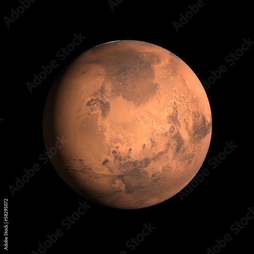 Fototapeta Planet Mars