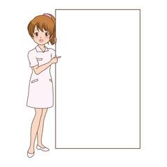 女性/案内