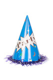Close-up of a party hat