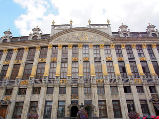 Grand Place in Brussels, Belgium - A UNESCO World Heritage Site