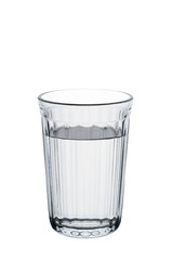 Traditional Glass with Water