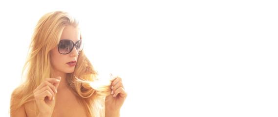 arrogantes blondes Model