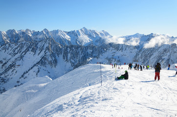Cauterets ski resort