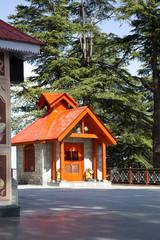 Jakhoo Temple at Jakhoo Hill, Shimla, Himachal Pradesh, India