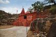 Hindu temple at Mount Abu, Sirohi District, Rajasthan, India