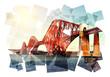 forth rail bridge abstract