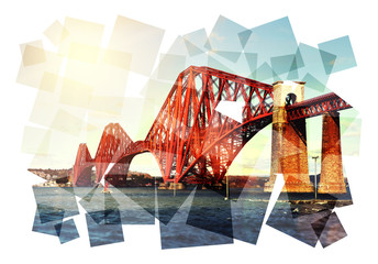 forth rail bridge abstract