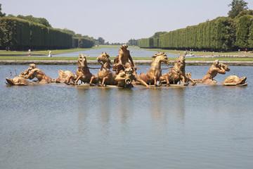 Bassin chateau de Versaille