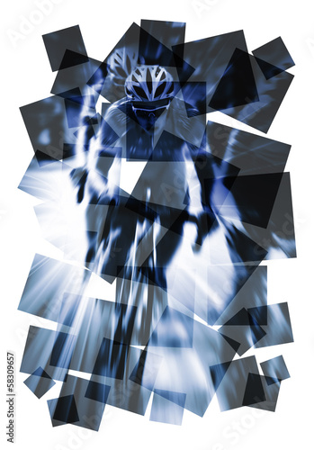 cycle race abstract