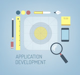 Design a new mobile application icon