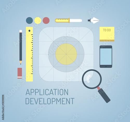 Design a new mobile application icon
