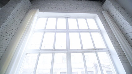 White window.