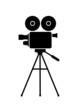 Movie camera - 58310682