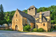 France, Saint Crepin church in Dordogne