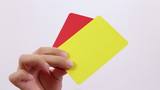 Fair Play. Soccer Penalty cards.