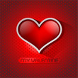 Valentine's Day card - EPS10