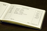 Business expense book