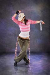 tanzen Frau Bewegung