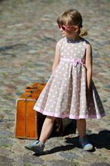 Little Mannequin Girl