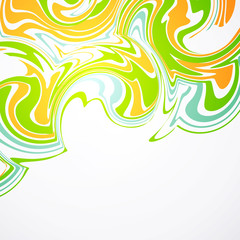 Colors abstract background