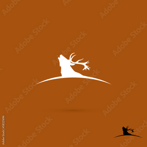 Deer label