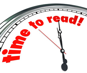 Time to Read Clock Reading Comprehension Learning School