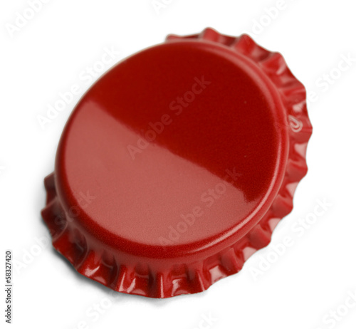Bent Bottle Cap