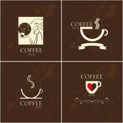 Etichette per il caffè