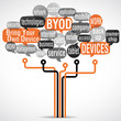 word cloud : byod (cs5)