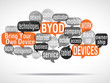 word cloud : byod (cs5) v2