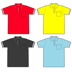 polo shirt  vector