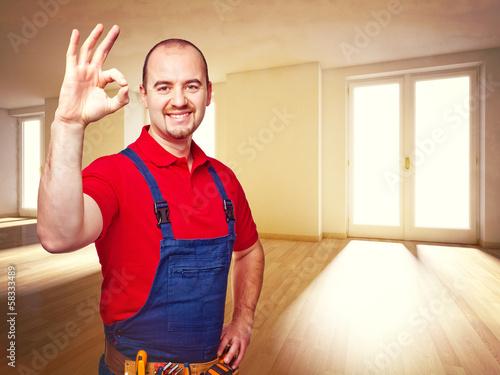 happy craftman