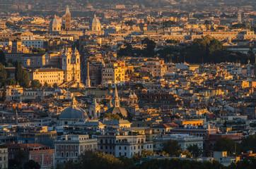 Roma, centro storico, veduta