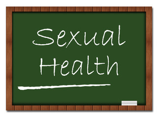 Sexual Health - Classroom Board