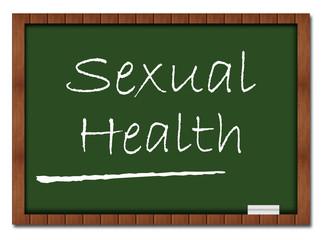 Sexual Health - Classroom Board