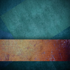 dark green background with  copy space grunge texture