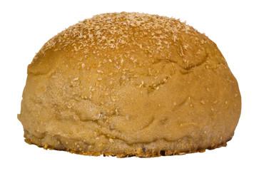 Close-up of a bun