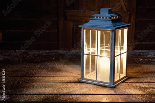 Zdjęcia na płótnie, fototapety, obrazy : Garden lamp