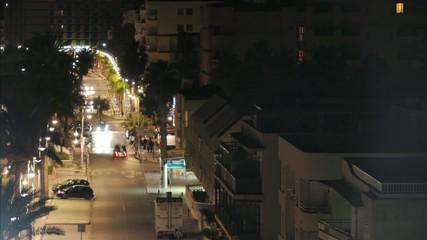 timelapse de calle