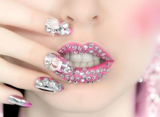 Close up (Jessie D. Luna)