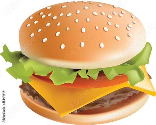 Fastfood - Hamburger