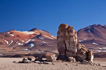 Bolivia - Dali Desert