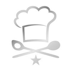 Sterne-Küche, Silber-Logo