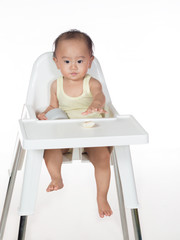 Baby High Chair 4